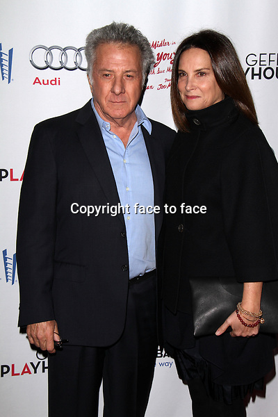 WESTWOOD, CA - December 05: Dustin Hoffman at the &quot;I'll Eat You Last: A Chat With Sue Mengers&quot; Opening Night, Geffen Playhouse, Westwood, December 05, 2013. <br /> Credit: MediaPunch/face to face<br /> - Germany, Austria, Switzerland, Eastern Europe, Australia, UK, USA, Taiwan, Singapore, China, Malaysia, Thailand, Sweden, Estonia, Latvia and Lithuania rights only -