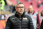 Der Unions Trainer Urs Fischer<br /> <br />  beim Spiel in der Fussball Bundesliga, 1. FSV Mainz 05 - 1. FC Union Berlin.<br /> <br /> Foto © PIX-Sportfotos *** Foto ist honorarpflichtig! *** Auf Anfrage in hoeherer Qualitaet/Aufloesung. Belegexemplar erbeten. Veroeffentlichung ausschliesslich fuer journalistisch-publizistische Zwecke. For editorial use only. DFL regulations prohibit any use of photographs as image sequences and/or quasi-video.