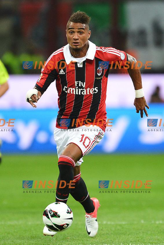 "Kevin Prince Boateng Milan.Milano 15/9/2012 Stadio ""Giuseppe Meazza San Siro"".Football Calcio Serie A 2012/2013.Milan Vs Atalanta.Foto Andrea Staccioli Insidefoto"