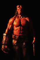 Hellboy (2019) <br /> David Harbour<br /> *Filmstill - Editorial Use Only*<br /> CAP/MFS<br /> Image supplied by Capital Pictures