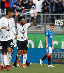 Kazim-Richards celebrates his goal