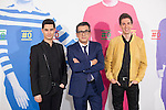 Movistar+ presents #0 the new TV channel in Madrid, Spain. January 28, 2015. (ALTERPHOTOS/Victor Blanco)