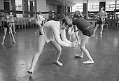 Music & Movement, Whitworth Comprehensive School, Whitworth, Lancashire.  1970.