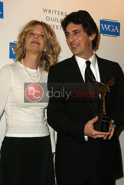 Meg Ryan and Alexander Payne