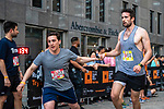 Bloomberg Square Mile Relay race on May 03 2018, in New York, USA. Photo by Enrique Shore / Power Sport Images
