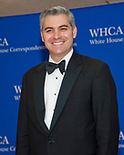 CNN Correspondent Jim Acosta arrives for the 2017 White House Correspondents Association Annual Dinner at the Washington Hilton Hotel on Saturday, April 29, 2017.<br /> Credit: Ron Sachs / CNP
