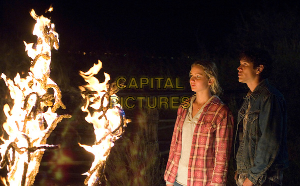 JENNIFER LAWRENCE & J.D. PARDO.in The Burning Plain.*Filmstill - Editorial Use Only*.CAP/FB.Supplied by Capital Pictures.