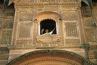 Mehrangarh palace, Jodhpur, Rajasthan, India, 2011