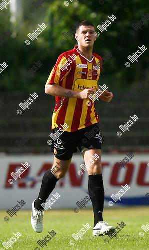2008-07-20 / Voetbal / Seizoen 2008-2009 / K.V. Mechelen /  Guiseppe Rossini..Foto: Maarten Straetemans (SMB)