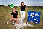 Saskia en Koen KLM Open