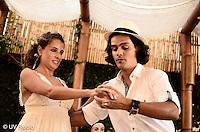 Roberta e Leandro