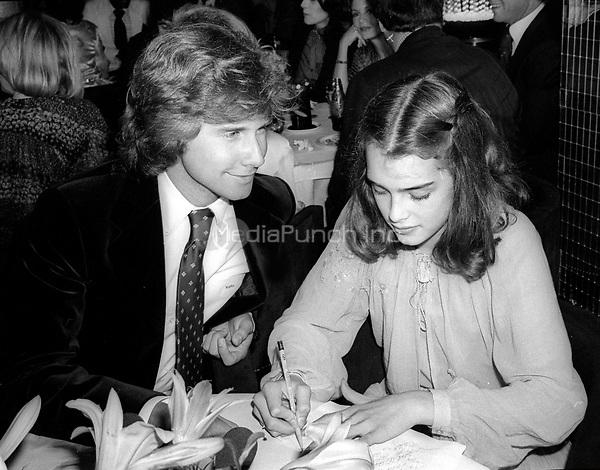 Parker Stevenson and Brooke Shields 1978<br /> Photo By Adam Scull/PHOTOlink.net /MediaPunch