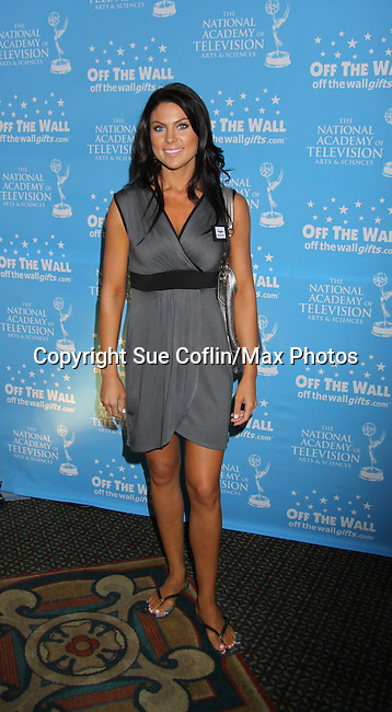 Days Of Our Lives Nadia Bjorlin in the gifting suite at the 38th Annual Daytime Entertainment Emmy Awards 2011 held on June 19, 2011 at the Las Vegas Hilton, Las Vegas, Nevada. (Photo by Sue Coflin/Max Photos)