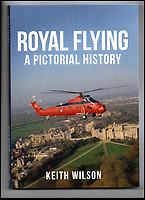 BNPS.co.uk (01202 558833)Pic: Amberley/BNPSA new book gives an intimate look behind the scenes of the Royal Flight and also the flying Royals.<br /> <br /> Starting in 1917 the book charts in pictures the 100 year evolution of first the King's Flight and then later the Queen's Flight as well as the Royal families passion for aviation.<br /> <br /> Author Keith Wilson has had unprecedented access to the Queen's Flight Archives to provide a fascinating insight into both Royal and aeronautical history.