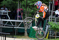 MEDELLIN- COLOMBIA -29-05-2016: Baauw Judy (NED) durante su participación en la categoría elite mujeres en el marco del Campeonato Mundial de BMX 2016 que se realiza entre el 25 y el 29 de mayo de 2016 en la ciudad de Medellín. / Baauw Judy (NED) during her performance in the women elite's categories as part of the 2016 BMX World Championships to be held between 25 and 29 May 2016 in the city of Medellin. Photo: VizzorImage / Cristian Alvarez / CONT