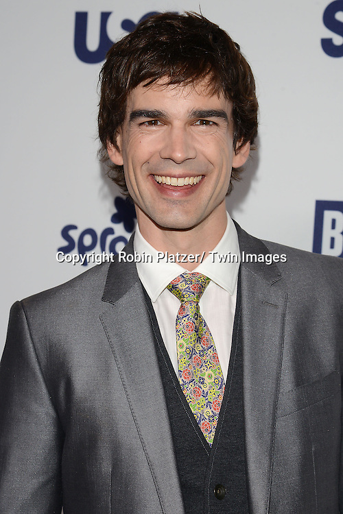 Christopher Gorham attends the NBCUniversal Cable Entertainment Upfront <br /> on May 15, 2014 at The Javits Center North Hall in New York City, New York, USA.