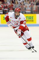 NCAA Hockey 2013: Northeastern U @ Boston U