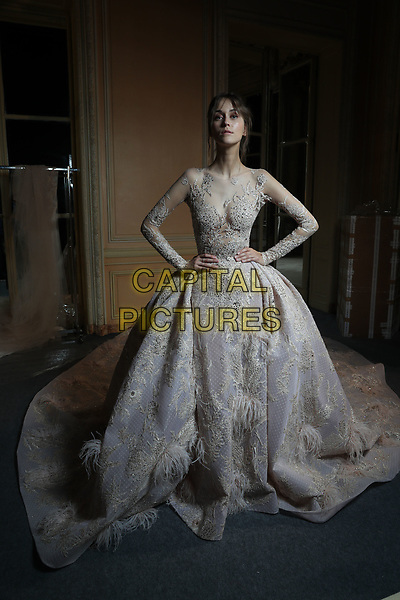 ZUHAIR MURAD Backstage<br /> HAUTE COUTURE Fall/Winter 17/18<br /> at Paris Fashion Week in France on  July 05, 2017.<br /> CAP/GOL<br /> &copy;GOL/Capital Pictures