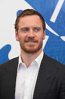 Michael Fassbender at the photocall for The Light Between Oceans at the 2016 Venice Film Festival.<br /> September 1, 2016  Venice, Italy<br /> Picture: Kristina Afanasyeva / Featureflash