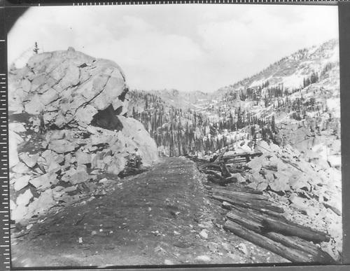 CM grade after abandonment.<br /> Colorado Midland