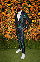 PACIFIC PALISADES, CA - OCTOBER 06: Tyree M. Vance arrives at the 9th Annual Veuve Clicquot Polo Classic Los Angeles at Will Rogers State Historic Park on October 6, 2018 in Pacific Palisades, California.<br /> CAP/ROT/TM<br /> &copy;TM/ROT/Capital Pictures