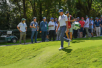 Rickie Fowler (USA) heads down 12 during round 2 of the World Golf Championships, Mexico, Club De Golf Chapultepec, Mexico City, Mexico. 2/22/2019.<br /> Picture: Golffile | Ken Murray<br /> <br /> <br /> All photo usage must carry mandatory copyright credit (&copy; Golffile | Ken Murray)
