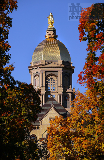 Main Building<br /> <br /> Photo by Matt Cashore/University of Notre Dame