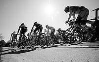 peloton under the sun<br /> <br /> Brabantse Pijl 2014