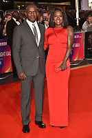 Viola Davis<br /> 'Widows' opening gala screening at BFI London Film Festival 2018<br /> in Leicester Square, London, England on October 10, 2018.<br /> CAP/PL<br /> &copy;Phil Loftus/Capital Pictures