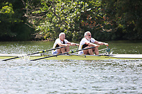 Race: 78  MasH.2x  Semi-Final<br /> 376  Tees Rowing Club<br /> 378  Polytechniker Ruderclub Zurich, Switzerland<br /> <br /> Henley Masters Regatta 2018 - Friday<br /> <br /> To purchase this photo, or to see pricing information for Prints and Downloads, click the blue 'Add to Cart' button at the top-right of the page.