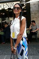 NICOLE MINETTI.Roma 01/07/2011 Consiglio Nazionale del PDL..Photo Samantha Zucchi Insidefoto