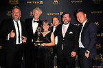 LOS ANGELES - APR 29: Winners, Niko and the Sword of Light at The 43rd Daytime Creative Arts Emmy Awards, Westin Bonaventure Hotel on April 29, 2016 in Los Angeles, CA