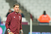 Adrian Of West Ham United during West Ham United vs Cardiff City, Premier League Football at The London Stadium on 4th December 2018