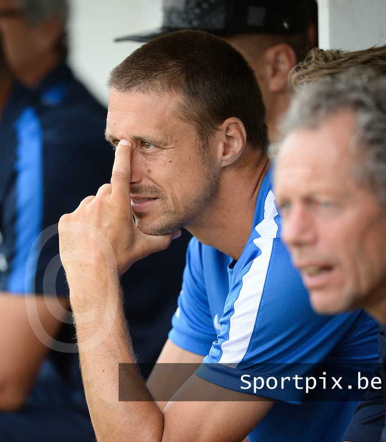 Club Brugge KV : Timmy Simons <br /> foto VDB / BART VANDENBROUCKE