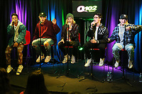 BALA CYWYD, PA - OCTOBER 12 :  Pretty Much visit Q102 performance studio in Bala Cynwyd, Pa on October 12, 2017   ***HOUSE COVERAGE photo credit  Star Shooter / MediaPunch