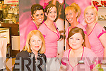 BEAUTY PARTY: Enjoying the pampering at the Debenhams, Beauty Clubcard party at Manor West shopping centre, Tralee on Friday front l-r: Mary O'Halloran and Karen O'Connor. Back l-r: Carol Fitzgerald, Nicole Baker, Jacinta Hobbert and Claire Callhoff.