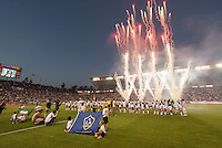 LA Galaxy vs Portland Timbers, July, 4, 2014