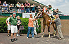 Economic Stimulus winning at Delaware Park on 6/2/12