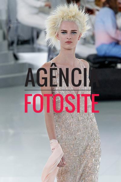 Paris, Franca &ndash; 01/2014 - Desfile de Chanel durante a Semana de moda de Alta Costura - Verao 2014. <br /> Foto: FOTOSITE