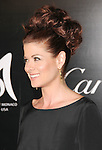 Debra Messing  at The 2009 Rodeo Walk of Style Awards honoring Cartier & Princess Grace Kelly of Monaco held at Rodeo Dr. in Beverly Hills, California on October 22,2009                                                                   Copyright 2009 DVS / RockinExposures