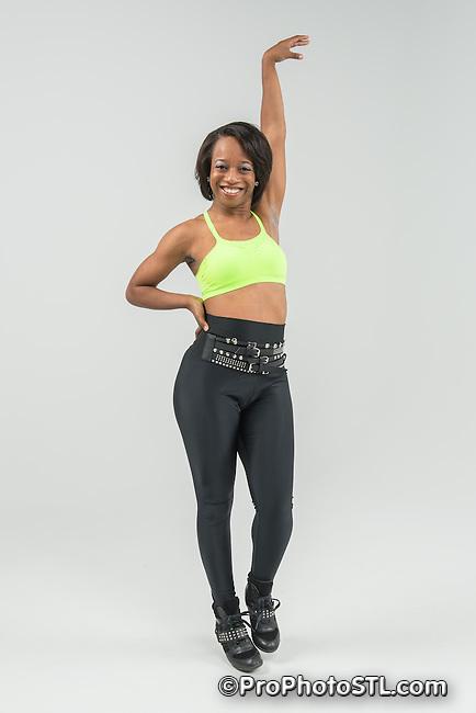 Ashley Tate full body portraits