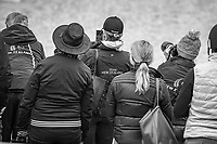 Team NZ watch: NZL-Dan Jocelyn rides Grovine de Reve during the Second Day of Dressage. Interim-28th. 2017 NED-Military Boekelo CCIO3* FEI Nation Cup Eventing. Friday 6 October. Copyright Photo: Libby Law Photography
