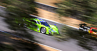 May 17, 2009: A pair of cars race trough the trees at  the Verizon Festival of Speed Grand-Am Rolex Series race at Mazda Raceway at Laguna Seca  in Salinas, CA. (Photo by Brian Cleary/www.bcpix.com)