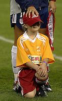 FIFA Go Girl, USA vs. Norway, in Boston, Ma, 2003 WWC.