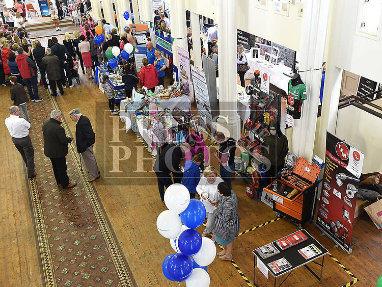Bank of Ireland Expo held in the old church Ardee. Photo:Colin Bell/pressphotos.ie
