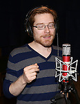 """Anthony Rapp attends the """"If/Then"""" Original Broadway Cast Recording at MSR Recording Studios on April 7, 2014 in New York City."""