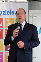 Prince Albert II Of Monaco At Hamburg Climate Week