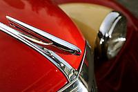 1937 Chevrolet Master Deluxe.