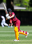Kings College 1st XI Cricket v Rosminil, Kings College, Saturday 10 November 2018. Photo: Simon Watts/www.bwmedia.co.nz
