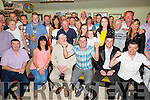 Patrick Lynch from Blenerville celebrating his 50th birthday with friends and family at the Brogue Inn on Saturday night